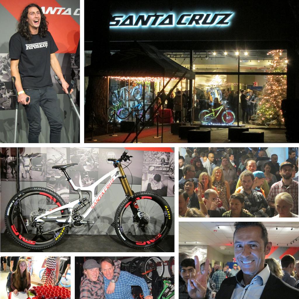 Nouveau Santa Cruz V10
