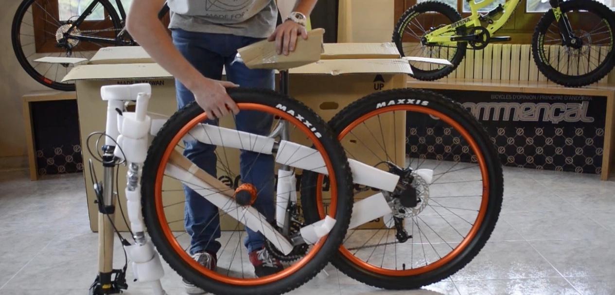 d baller et monter son vtt soi m me vid o i love bicyclette. Black Bedroom Furniture Sets. Home Design Ideas