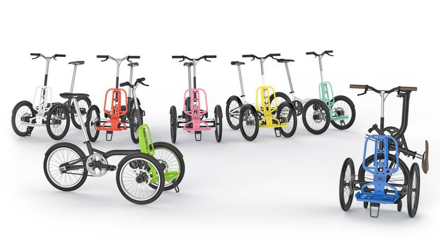 cargo bike mini