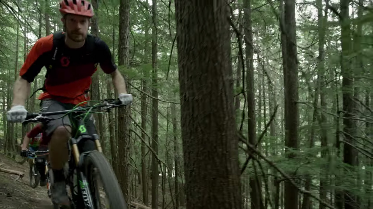 Scott Sports - Paul Basagoitia - Whistler