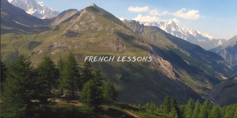rockshox french lessons i love bicyclette. Black Bedroom Furniture Sets. Home Design Ideas