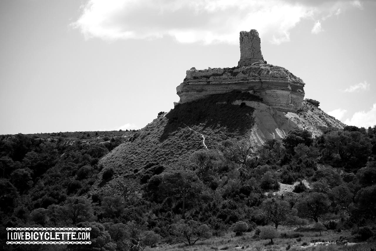 Castillo de Peñaflor - Bardenas Reales