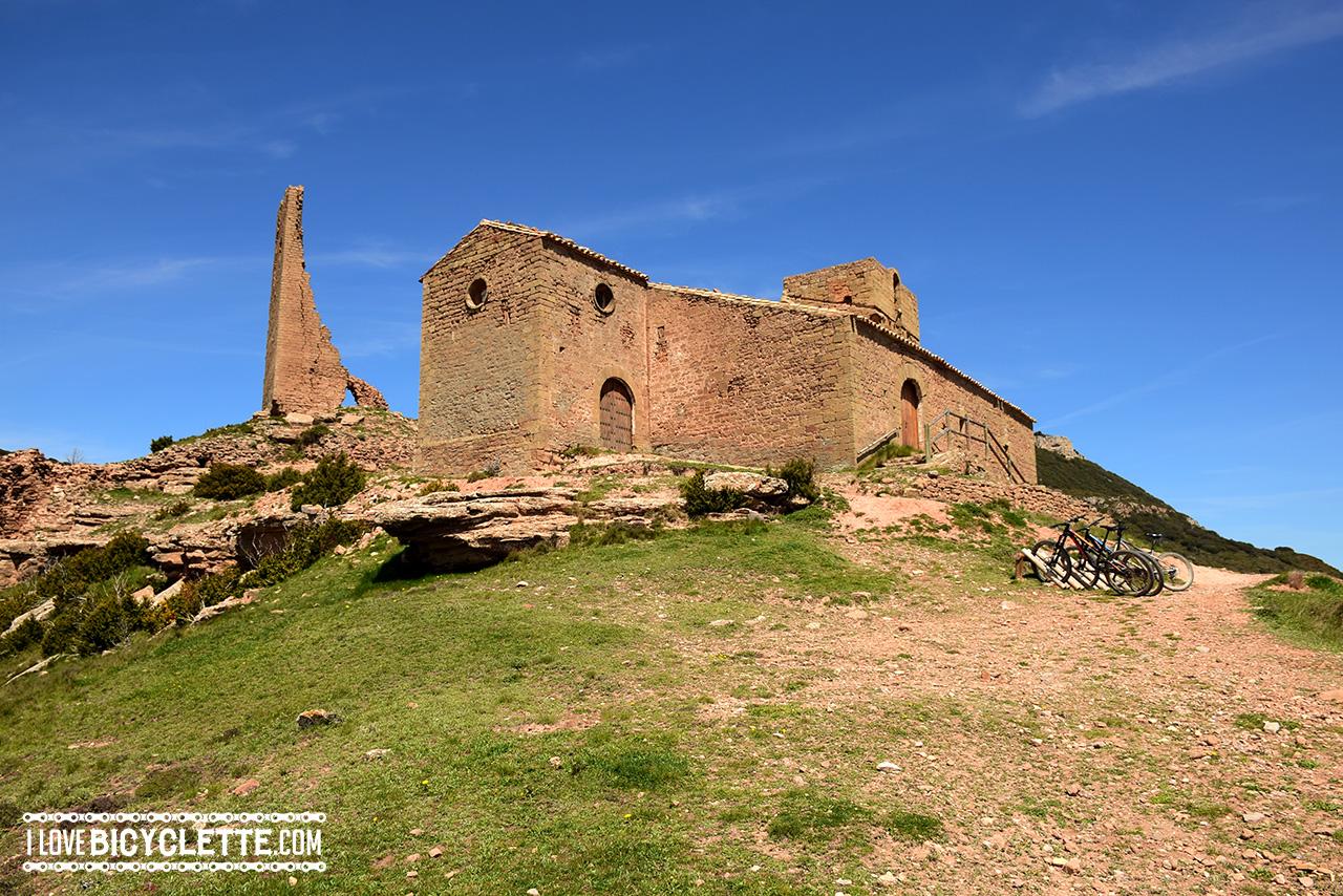 Ermitage de la vierge de Marcuello
