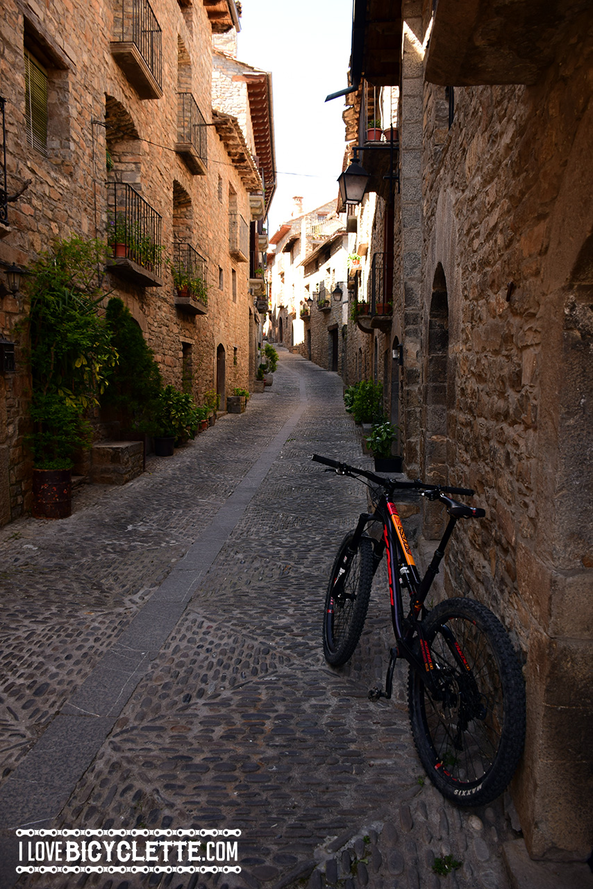 Le village médiéval d'Ainsa