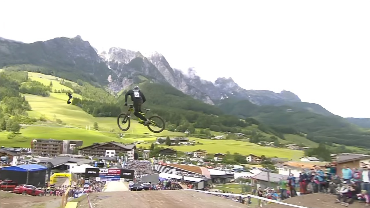 Leogang - 2016 WC DH round 4
