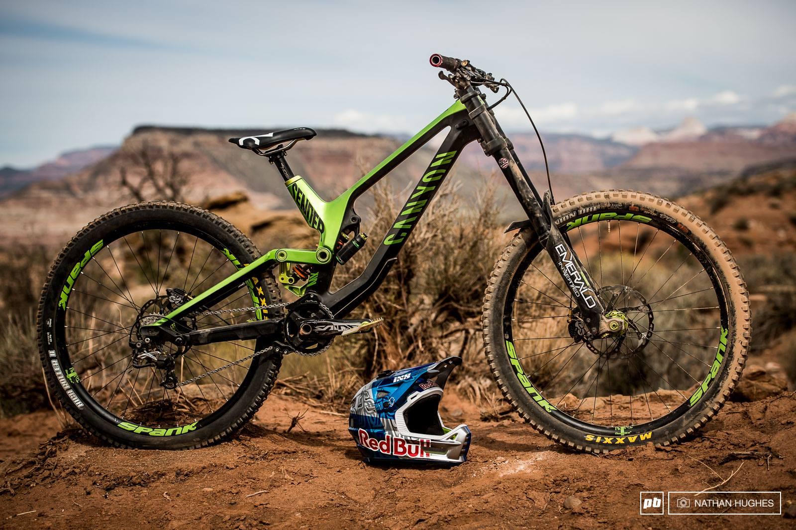 Red Bull Rampage 2016 Les V 233 Los I Love Bicyclette