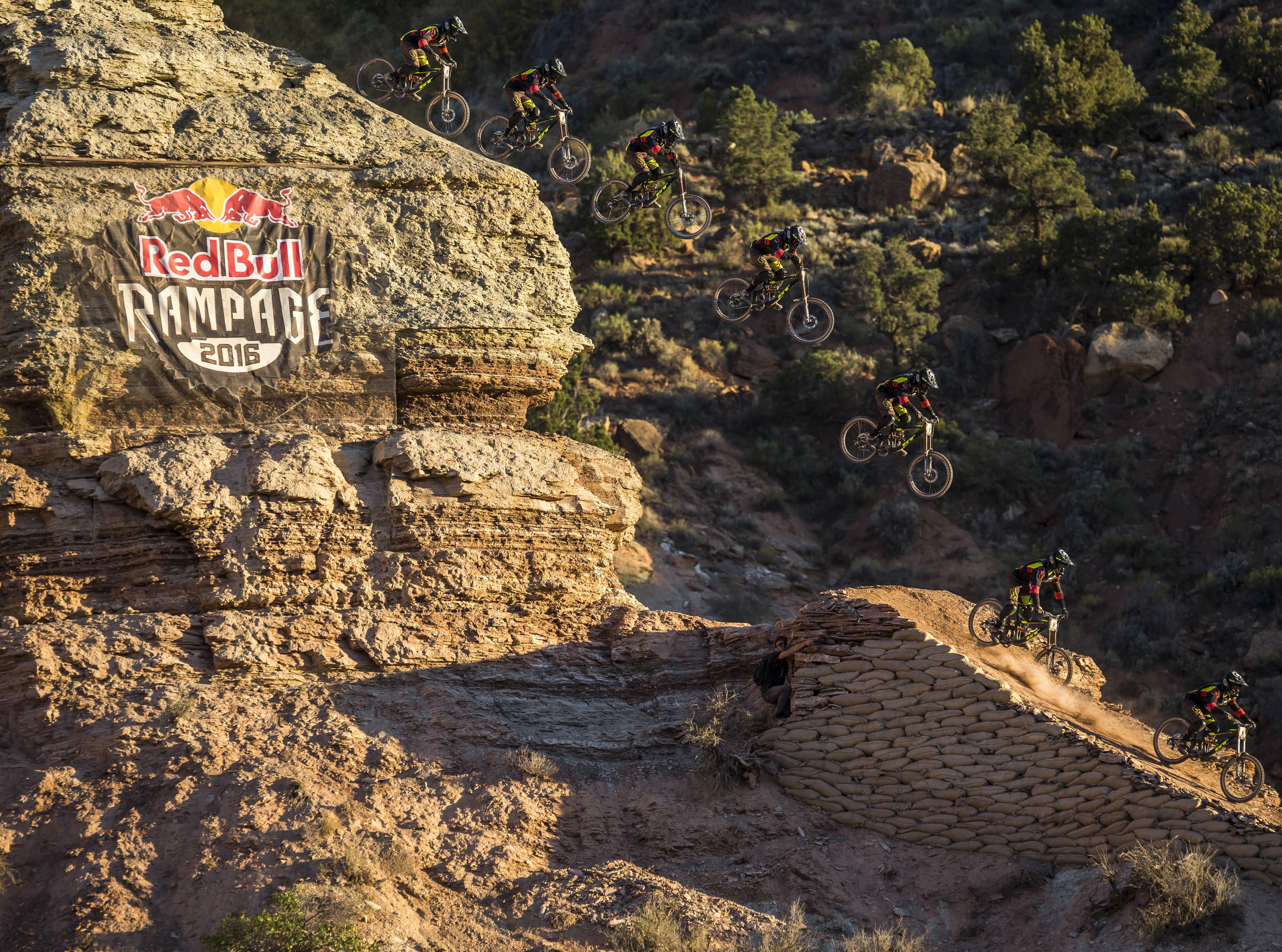 Red Bull Rampage 2016 Les V 233 Los I Love Bicyclette