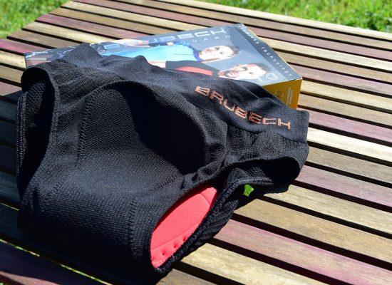 Brubeck – slip homme avec rembourrage de-cyclisme