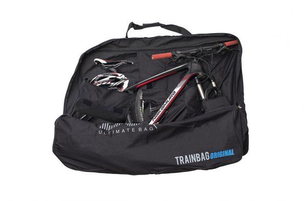 Housse vélo spécial train TRAINBag Original de Buds-Sports