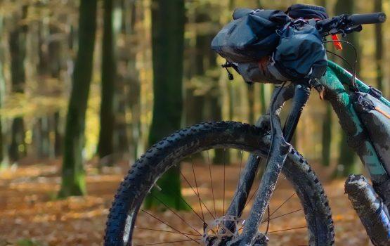 A Fall Ride – Kona Honzo
