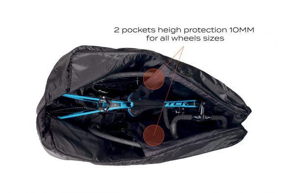 housse transport vélo TRAVELBag de Buds