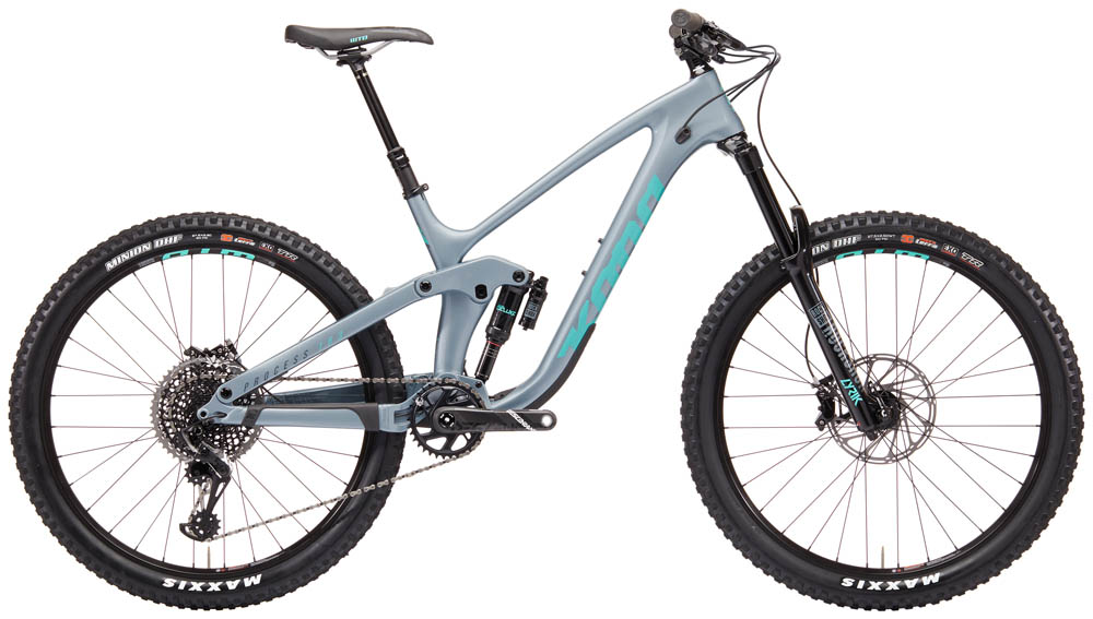 Kona Process 153 CR DL 27,5 2019