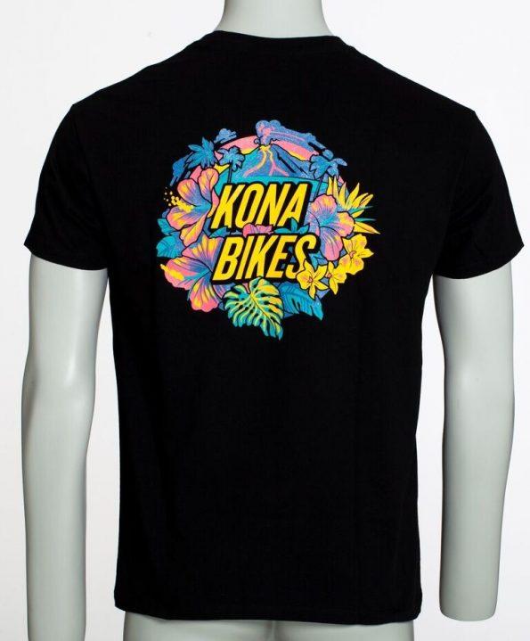 T-Shirt Hawaiki noir Kona