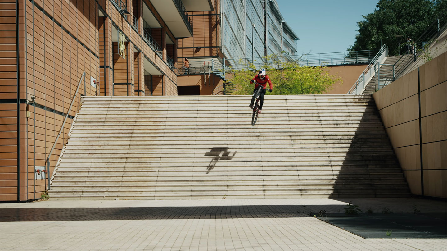 Fabio Wibmer - Urban Freeride Lives 3